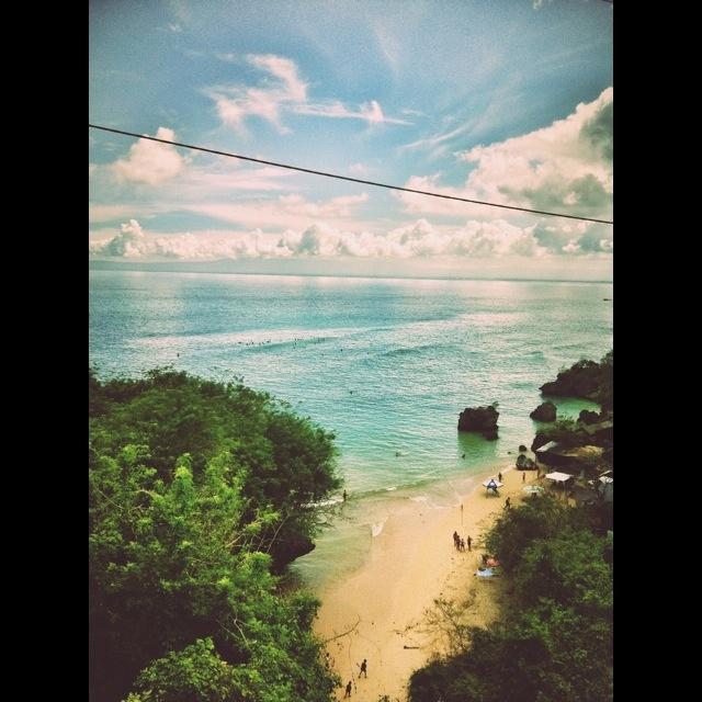 Padang-Padang Beach Bali