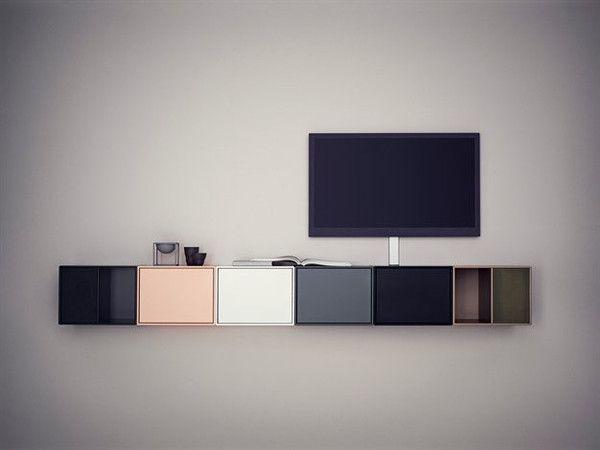 System Montana TV / Hi-Fi | MONTANA | DESIGNZOO | Designzoo