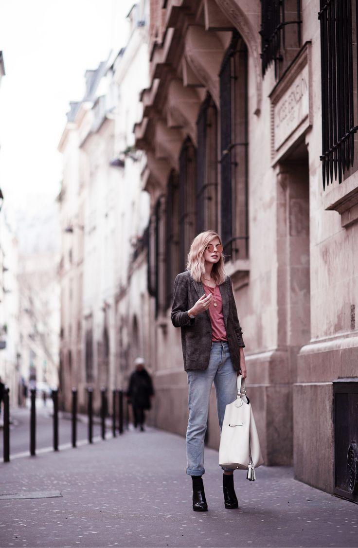 casual in Paris - bekleidet - fashionblog / travelblog Germany