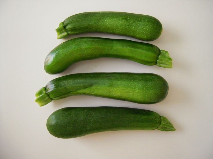 Red Four Forty Two Zucchini