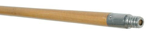 "Regal 90530 Wood Handle with Metal Threads, 15/16"" Diameter x 36"" Length, For Broom and Floor Scrub Brush (Case of 12) by Tanis Brush. $68.34. Regal wood handle with metal threads. For use with broom and floor scrub brushes. Measures 15/16-inches diameter by 36-inches length.. Save 15%!"