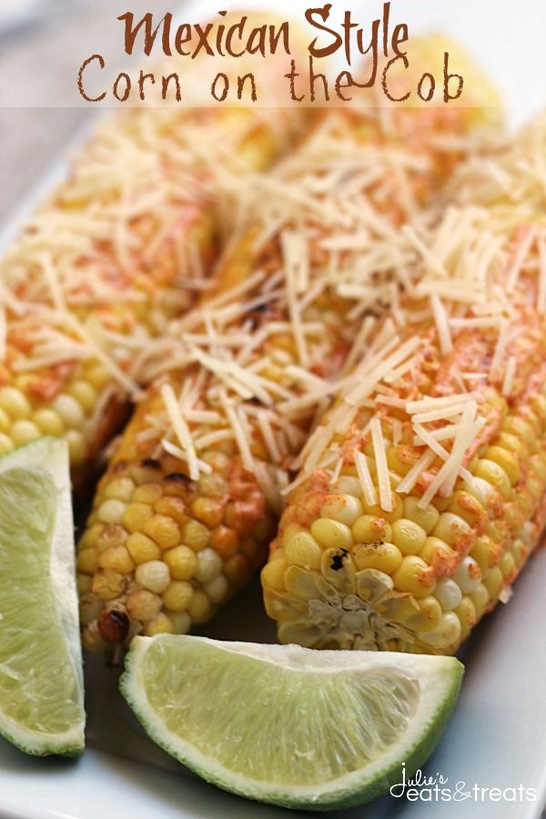 how to cook corn mexican style