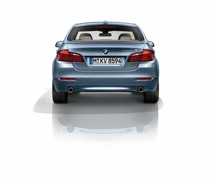 2014 BMW ActiveHybrid 5 Image