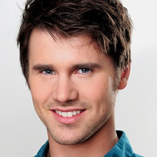 Christian Mann on Verbotene Liebe - one of the best looking gay characters on television.