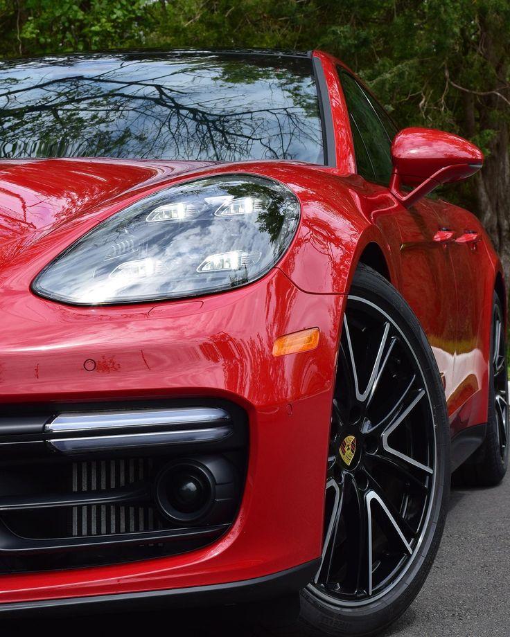 Porsche Panamera Sport Turismo GTS в 2020 г Порше