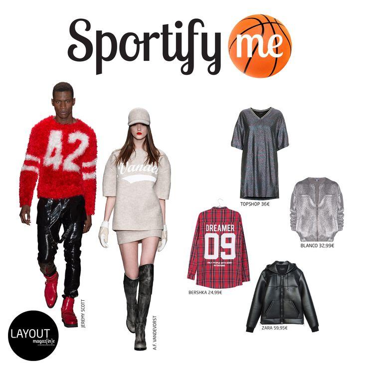 Sportify   Sport Style   Tendência Desportiva www.layout.com.pt