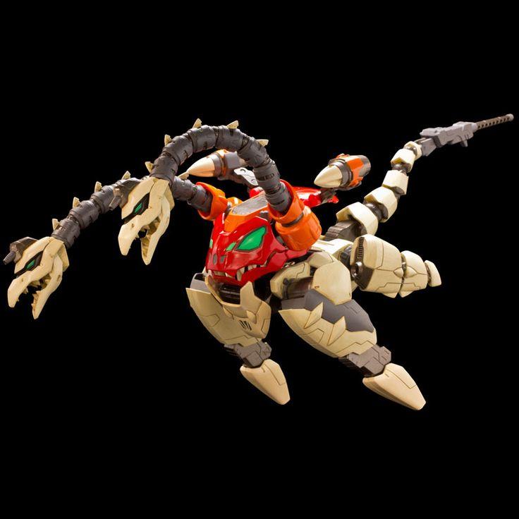 [Metamor-Force] Metamorphose x Metal x Force: Dino Getter 3: No.9 New Big Size Official Images, Info http://www.gunjap.net/site/?p=187851