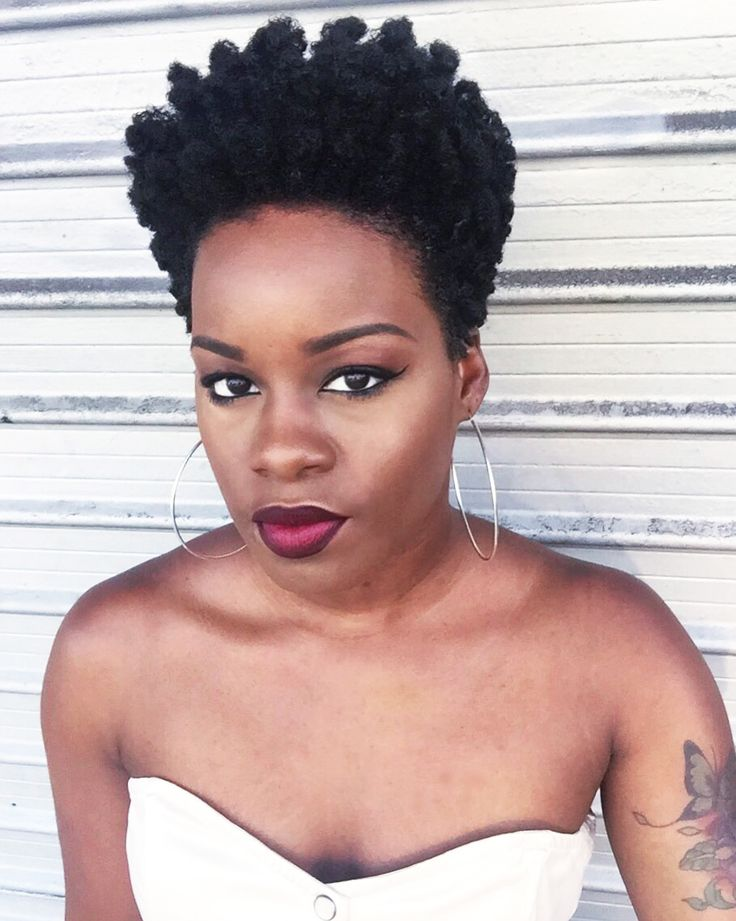 Chunky Twist Out Tapered TWA