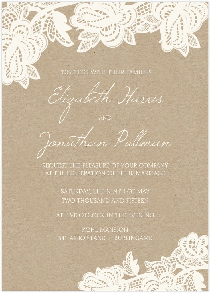 25 fantastic wedding invitations card ideas one of the most powerful and influential events in a persons life is the wedding a wedding has a strong - Wedding Invitation Online