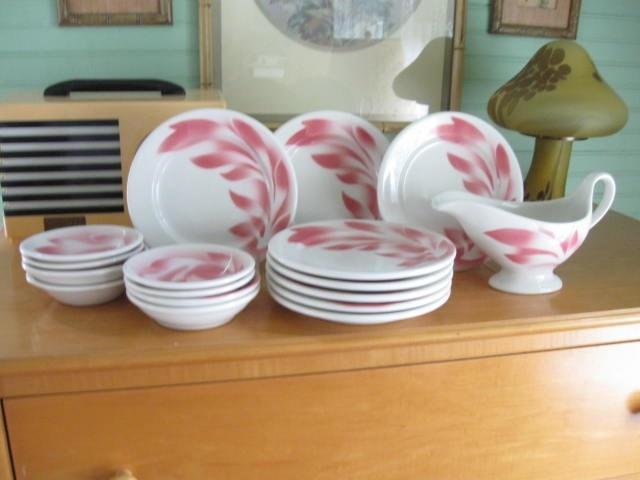 1938 Syracuse China Restaurant Dinnerware & 89 best China Syracuse China images on Pinterest | Syracuse china ...