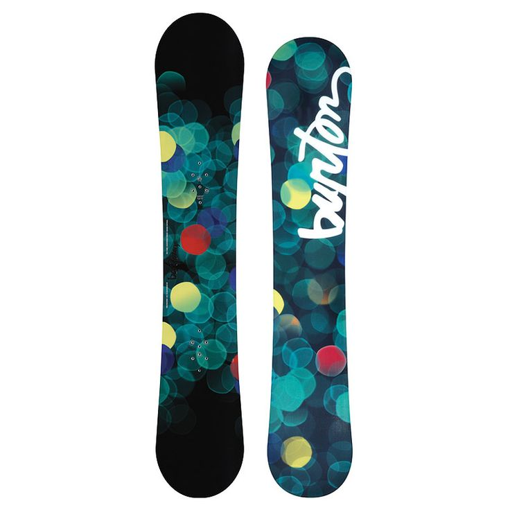 please tell me why Burton has the sickest boards?!
