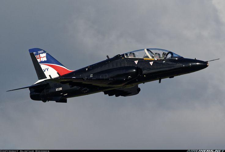 British Aerospace Hawk T1A - UK - Navy