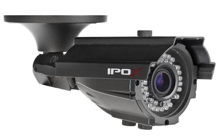 Kamera IPOX PX700E | Kamery tubowe -----------------------  Sony Effio-E 650/700TVL #cctv #camera #ipox