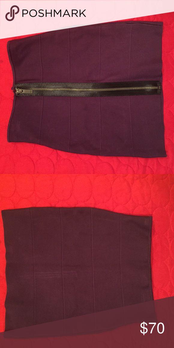 🎉CLOSING CLOSET🎉Armani xchange bandage skirt Brand new Armani Exchange Skirts Mini