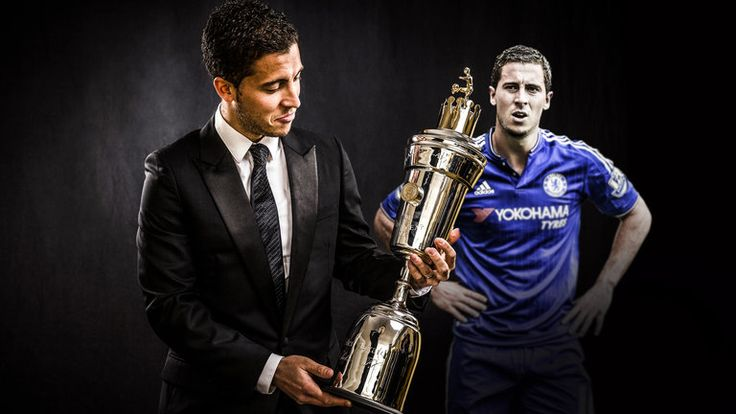 A year ago, the PFA player of the year award was not up for debate. Eden Hazard was undoubtedly outstanding among the nominees.
