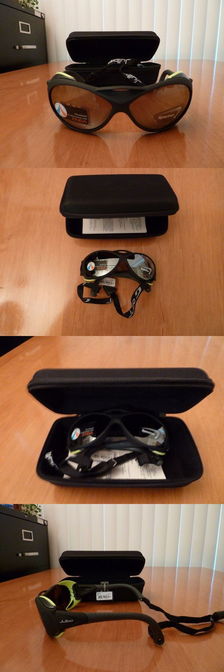 Sunglasses and Goggles 56185: Julbo Explorer Noir Soft Sp4 -> BUY IT NOW ONLY: $65 on eBay!