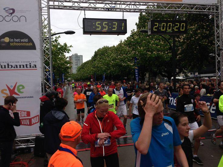 Enschede Marathon 2014