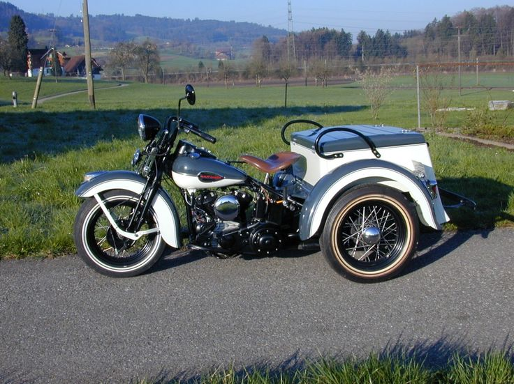1942 harley davidson trike servi car classic driver. Black Bedroom Furniture Sets. Home Design Ideas