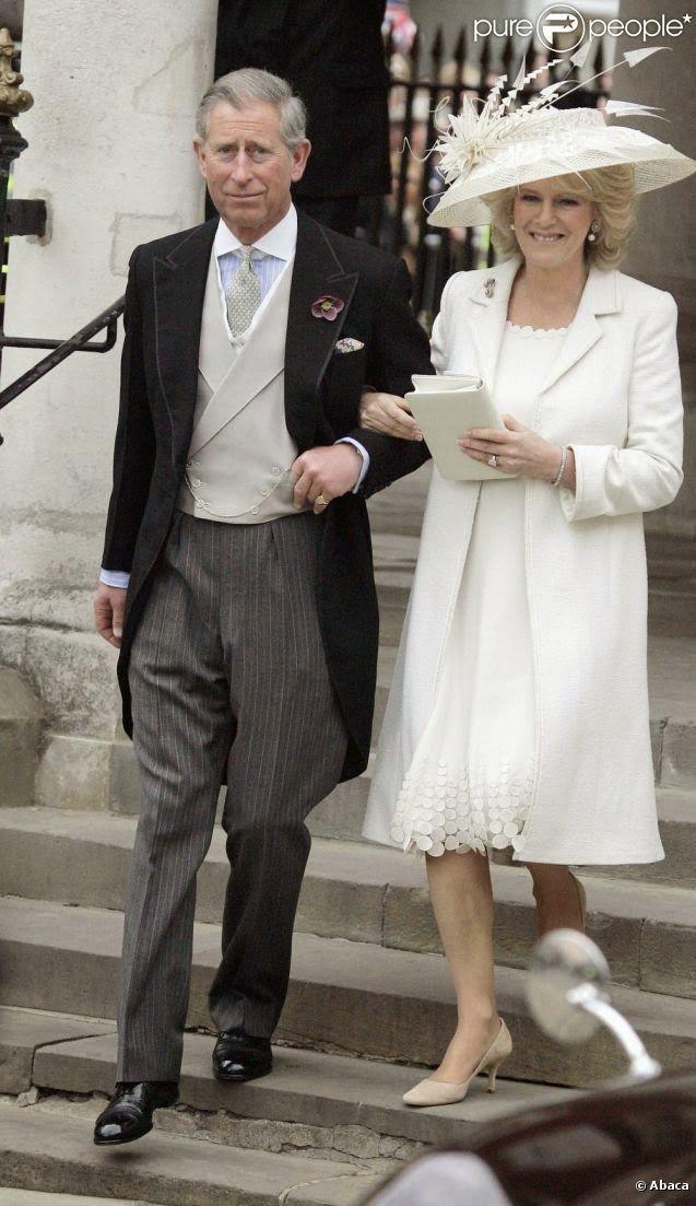 Mariage Du Prince Charles Et De Camilla Parker Bowles