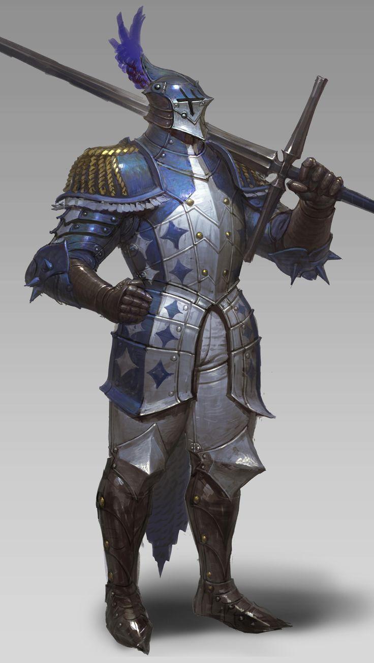 ArtStation - armor13_blue jay, sueng hoon woo
