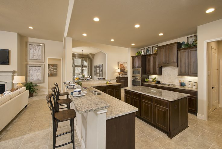 New Build Homes With Gourmet Kitchen San Antonio Texas