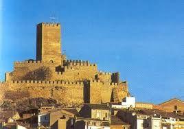 Castillo Bañeres, Alicante, España