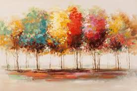 Afbeeldingsresultaat voor abstracte schilderijen van bomen