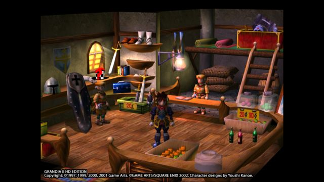 Dreamcasters no longer dreaming on; Grandia II now available on Steam | Grandia II Anniversary Edition