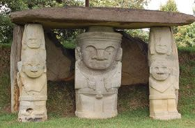 My inner anthropologist is calling! San Agustín Archaeological Park, Department of Huila: Municipalities of San Augustin and San José de Isnos, Columbia. Inscription in 1995. Criteria: (iii)