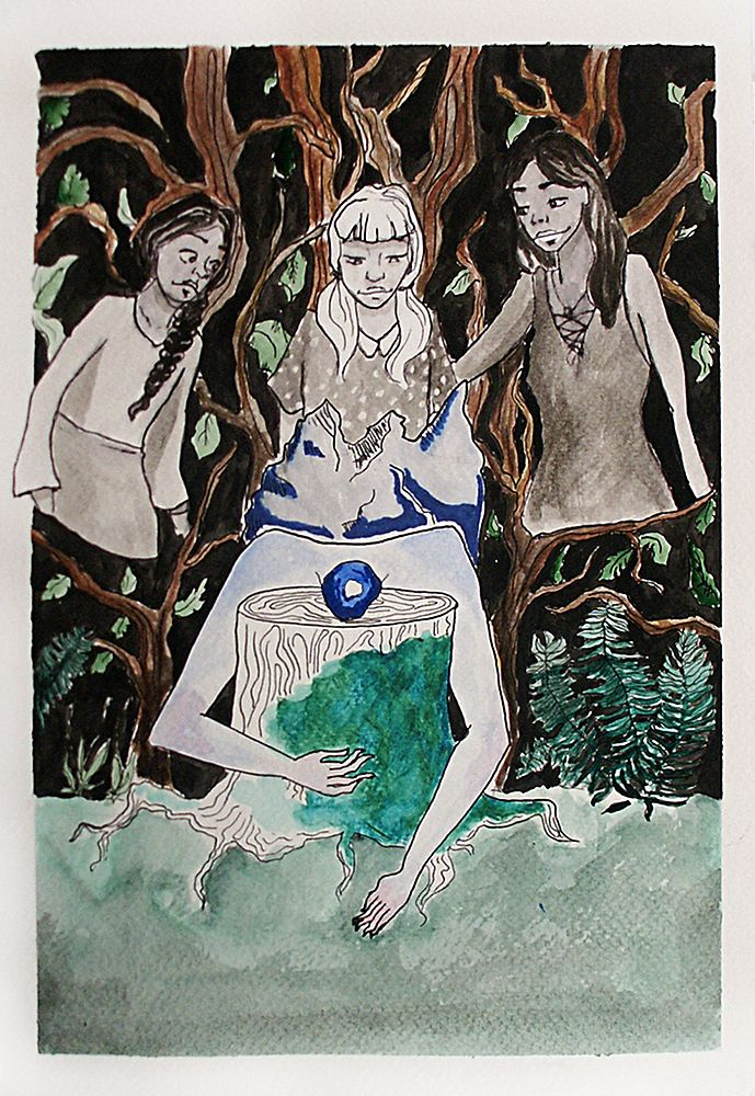 Ilustracja autor: Julia Zuba