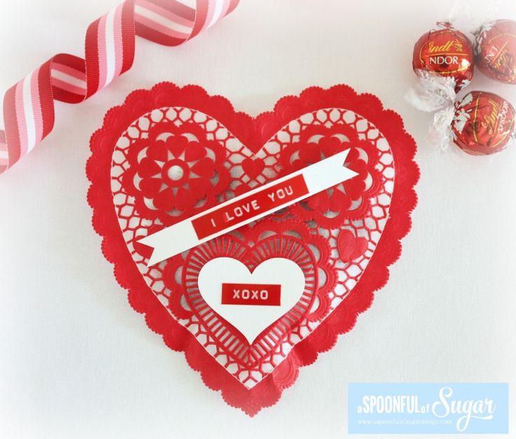lindt valentine's chocolate