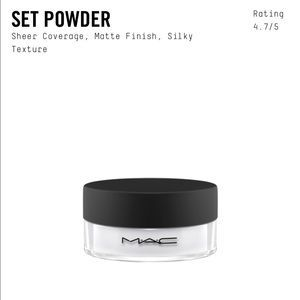 M.A.C Cosmetics Pro Setting Powder