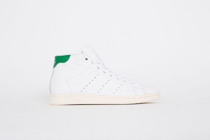 adidas dévoile une paire de Stan Smith montante - http://www.leshommesmodernes.com/adidas-stan-smith-montante/