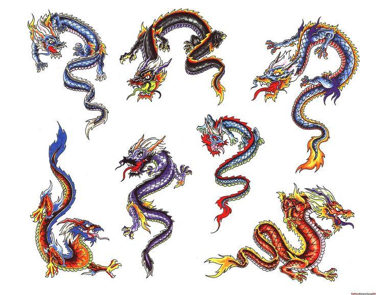 17 best ideas about japanische drachen tattoos on pinterest japanischer drache chinesische. Black Bedroom Furniture Sets. Home Design Ideas