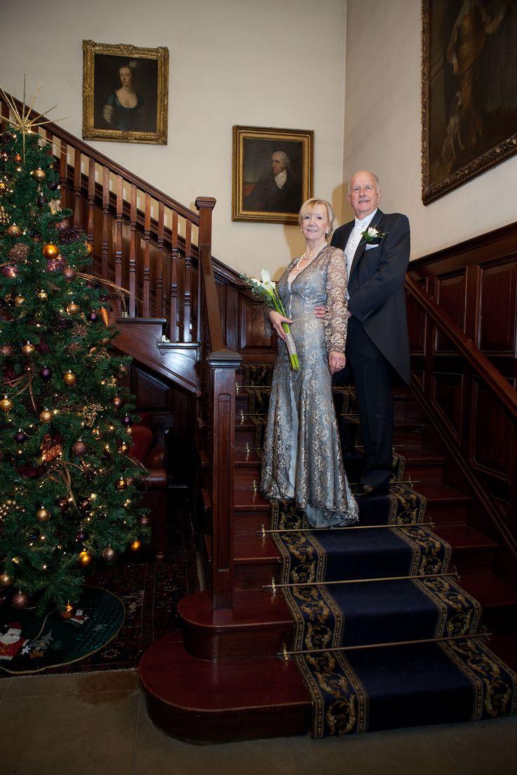 A beautiful bespoke wedding dress designed for a Christmas wedding. #handmadebridalwear #yourspecialday  #weddingdresswithsleeves #dailyweddinginspiration #bridalcouture #bridalgowns #luxurywedding #societywedding