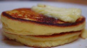 Flurrfy coconut flour pancakes