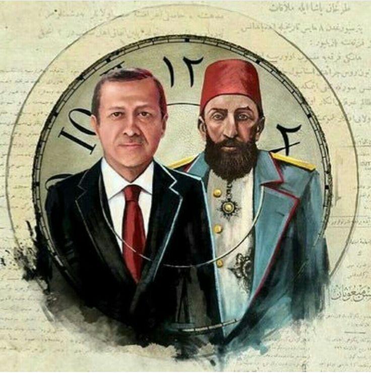 Zamanında Ulu Hakan Abdülhamit Han a yapılanlar günümüzde Recep Tayyip Erdoğan'a yapılıyor tarih yeniden tekerrür ediyor ama Erdoğan ı Abdülhamit Han ın yalnızlığına bırakmayacağız