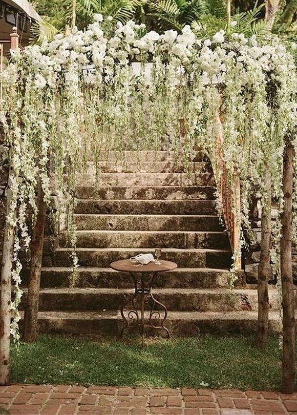 Fondos de flores para boda