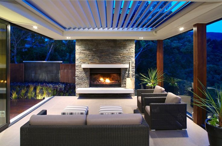 Aerotech AS Series Aluminium Louvred Roof