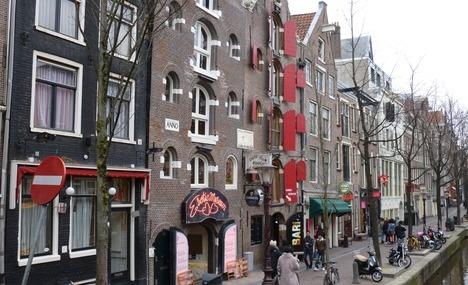 De Wallen (Red Light District) - Amsterdam