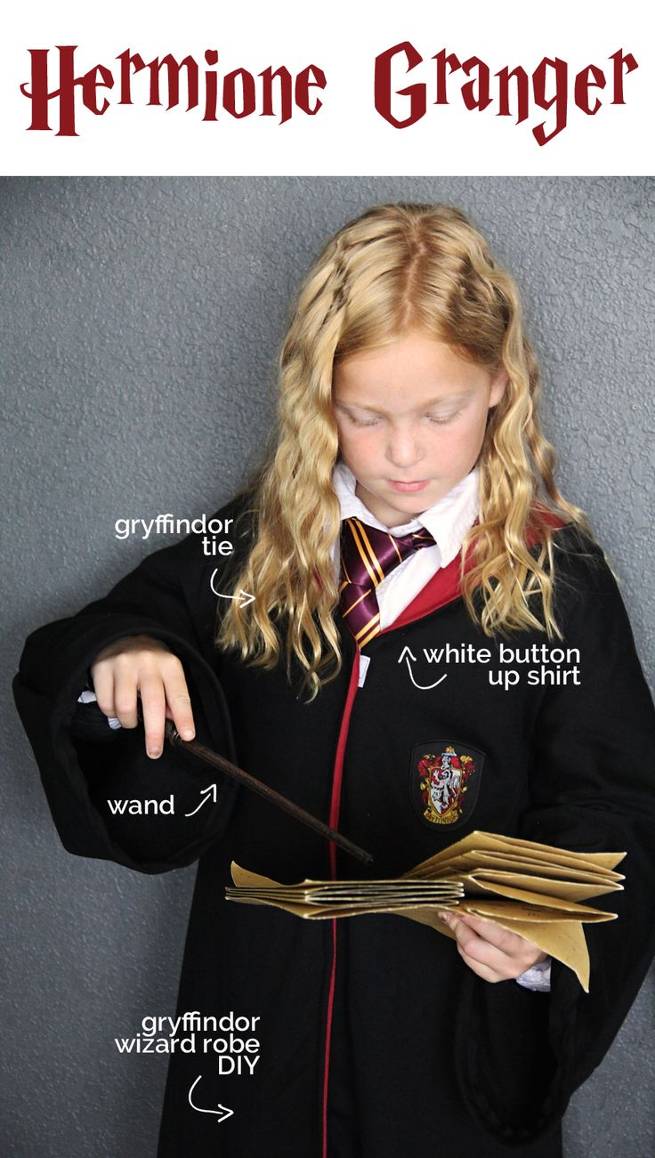 Hermione Granger Halloween Costume Adults