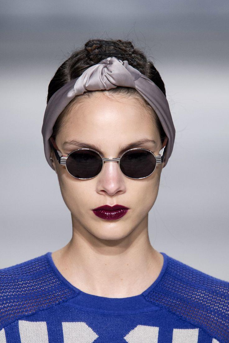 Modne okulary na sezon wiosna-lato 2015, Mohapatra, fot. Imaxtree