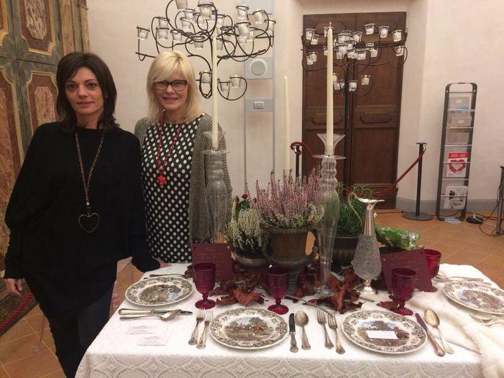 Wedding Day / Allestimento Romantic Wedding per Ravenna Sì Sposa 2016. / Grazie a tutti per esserci venuti a trovare!