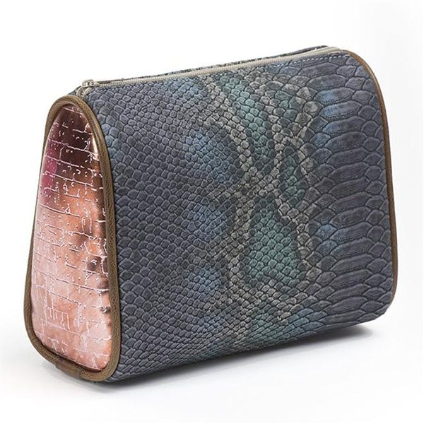 Consuela Marfa Collection Medium Cosmetic Bag Snake This Is The Size It S 8 Wide And 7 Tall A Perfect For All Of Y