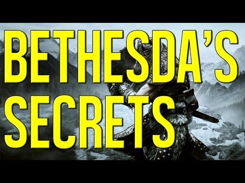 Bethesda's Secret Games Before Elder Scrolls 6 - YouTube