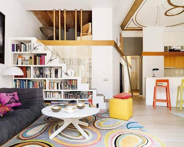 Nice Looking Interior Design for Independent Villa StairCase #IndpendentVillas #stairwaytoheaven #AmazementOnPIX2017
