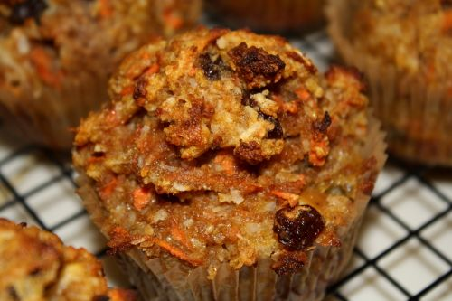 Coconut Flour Morning Glory Muffins | Allison Nichols | Frisky Lemon Nutrition | Health Coaching to Find Food Freedom