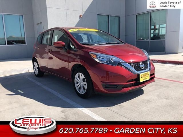 Save 1 784 Off Retail Used 2018 Nissan Versa Note Sv Sale Price