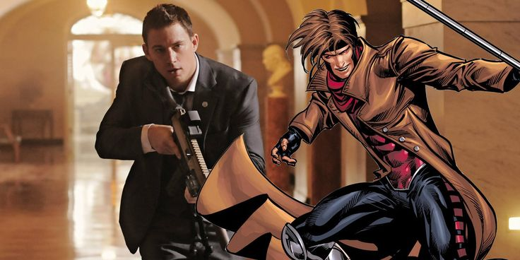 Channing Tatum Confirms Gambit Movie Still in Active Development