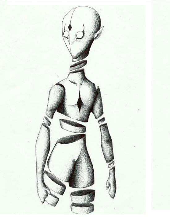Mamy Alien
